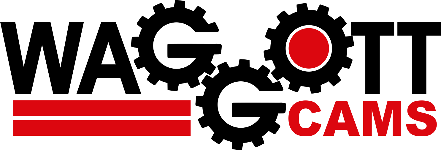 Waggott Cams Logo
